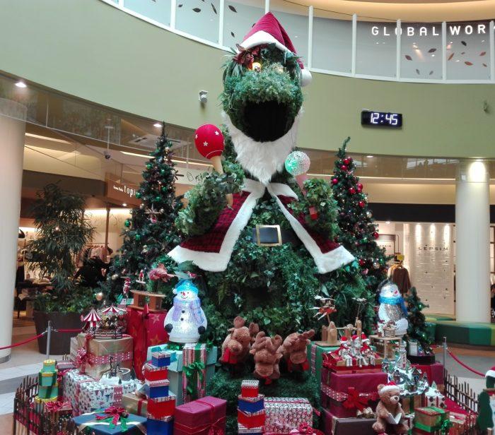 福岡 クリスマスイルミネーション 子供